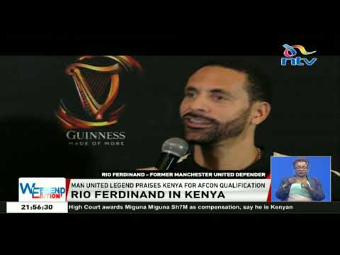 Man United legend praises Kenya for AFCON qualification
