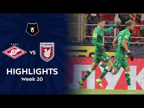 Spartak Moscow vs FK Rubin Kazan</a> 2021-02-28