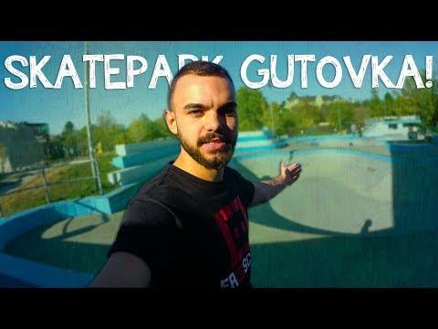 KONEČNĚ SKATEPARK GUTOVKA! | Freestyle Scootering #5