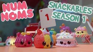 Num Noms | Snackables Compilation | Season 1