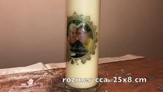 Svadobné Sviečky