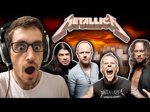 Metal Reaction Video Trend