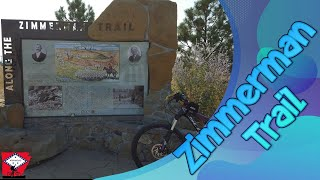 Footage from a ride on the Zimmerman Trail, in Billings MT.