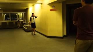The Hidden Floor of Yanggakdo Hotel