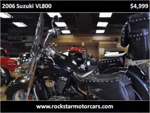 Video of '06 Motorcycle - G86T
