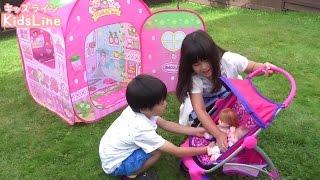 メルちゃんおもちゃの人気動画をまとめて連続再生!!こうくんねみちゃんBabyDollMellchantoy