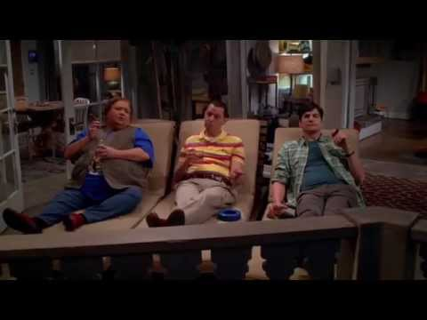 Two and a Half Men Finale - Ending Scene