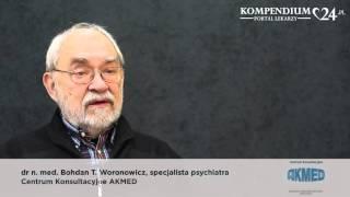 Z mitami na temat alkoholu rozprawia się dr med. B. Woronowicz