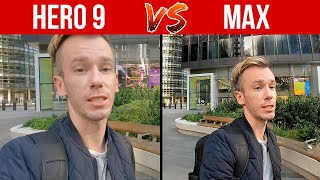 GoPro Hero 9 vs GoPro Max:  Which Should You Buy?
