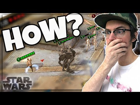 OH MY GOSH - Star Wars: Force Arena