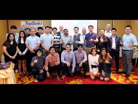 TopSolid Asian Seminar 2018