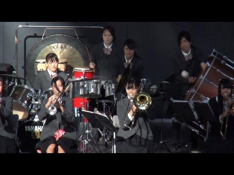 華頂女子&京都光華 2015秋の高校バンドフェスティバル Kacho Girls & Kyoto Koka High School