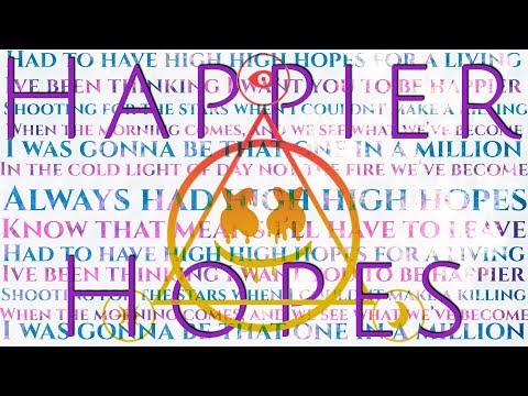 Happier Hopes (Mashup) - Panic! at the Disco/Marshmello & Bastille