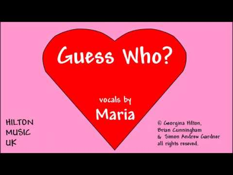GUESS WHO? (Maria Collins)