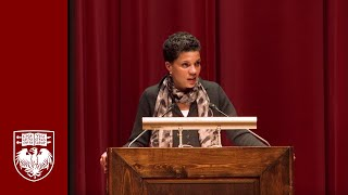 """""""The New Jim Crow"""" – Author Michelle Alexander, George E. Kent Lecture 2013"""