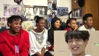 Africans react to run bts games that almost ended their friendship