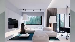 Modernes Wohnzimmer 2020