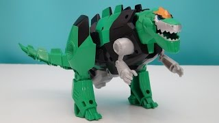 TRANSFORMERS GRIMLOCK ROBOTS IN DISGUISE ANIMATED TOY LINE