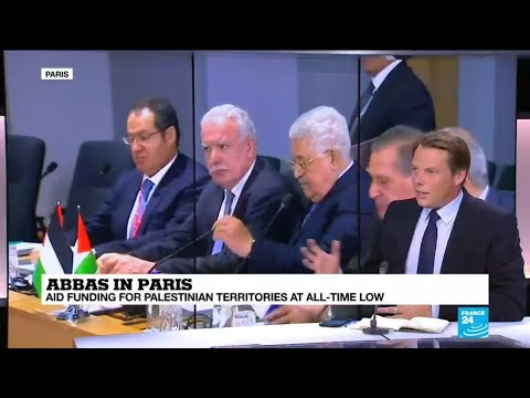 Abbas in Paris: