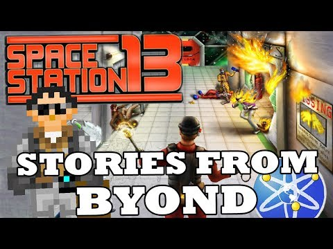 Chaos, Deathclaw ERP & Paperwork: Space Station 13 Review