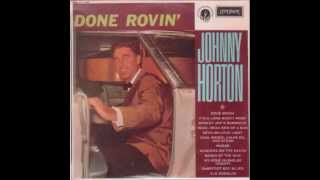 Johnny Horton -  Words