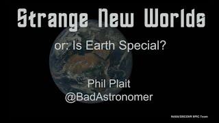 NIST Colloquium Series: Strange New Worlds, By Phil Plait