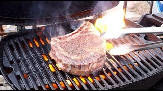 How to】 Cook A Cattleman S Cutlet On Bbq