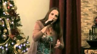 Dec  7, 2014: Asha Lightbearer -  O Little Town of Bethlehem