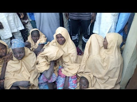 We Were Not Maltreated Or Molested, Released Dapchi Girls Say