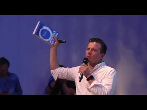Jarno Duursma  - Kickoff bij SMC050 event