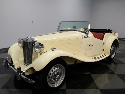 1953 MG TD for Sale - CC-984644