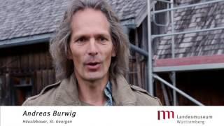 Andreas Burwig, Häuslebauer aus St. Georgen