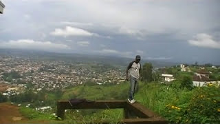 preview picture of video 'From above Big mankon Bamenda'