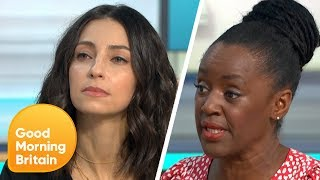 Is It OK to Date Your Boss? | Good Morning Britain