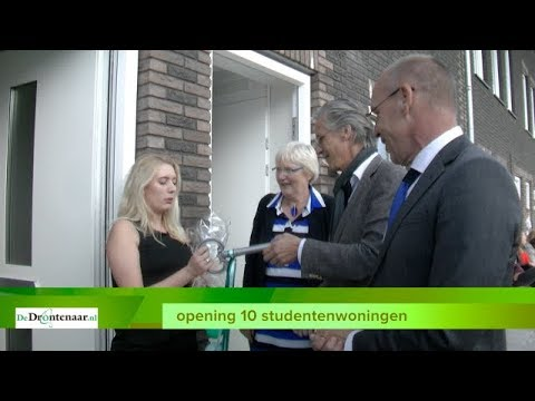 OFW overhandigt eerste sleutels van in totaal 354 studentenkamers op campus