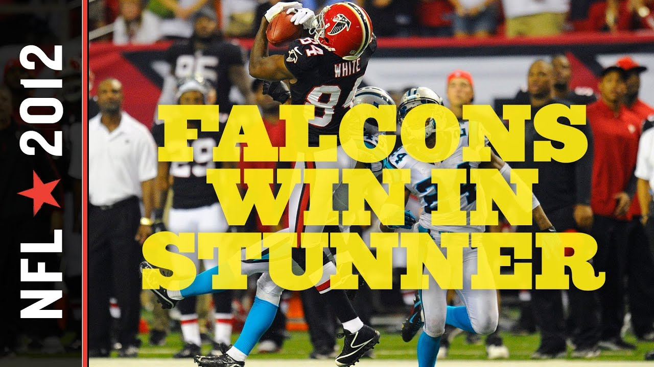 Carolina Panthers vs. Atlanta Falcons 2012: Late Fumble Costs Panthers, Falcons Improve to 4-0 thumbnail