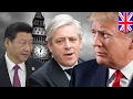Trump UK trip: Britain snubs Donald, but has no problem rolling out red ...