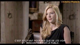 History - Katheryn Winnick sur la saison 4 (Vostfr)