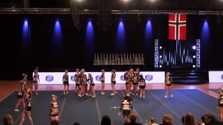 NM 2015 Cheerleading OCT Galaxy Shine   Dag 2