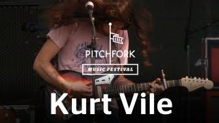 Kurt Vile - Jesus Fever - Pitchfork Music Festival 2011