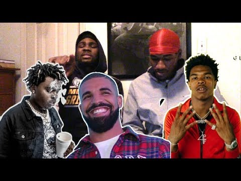 Lil Baby, Gunna & Drake - Never Recover - Reaction