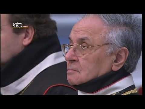 Messe avec l'Ordre de Malte