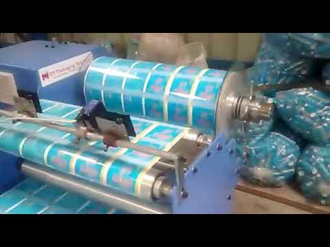 Winding Machine for Inkjet Coding