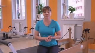 Простые и эффективные упражнения при остеохондрозе 1ч.