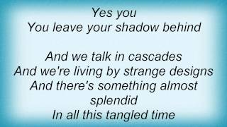 John Foxx - Your Shadow Lyrics