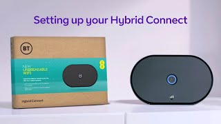 How to set up your Hybrid Connect