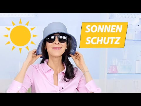 DER PERFEKTE SONNENSCHUTZ FÜR KINDER & ERWACHSENE - SONNENCREME - VON DER HAUTÄRZTIN ERKLÄRT