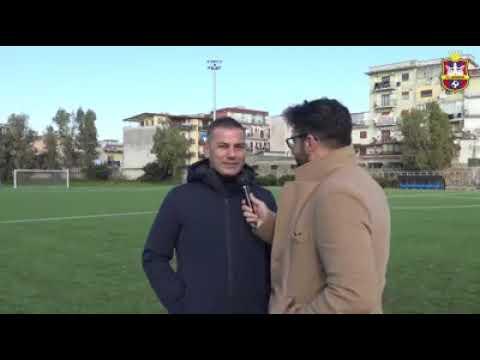 immagine di anteprima del video: BARRESE F.C. Vs Tramonti: 3-1 - Intervista Mister Massimo Perna