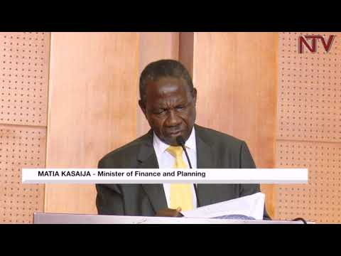 Finance Minister Kasaija blames drought for Uganda's slow economic growth