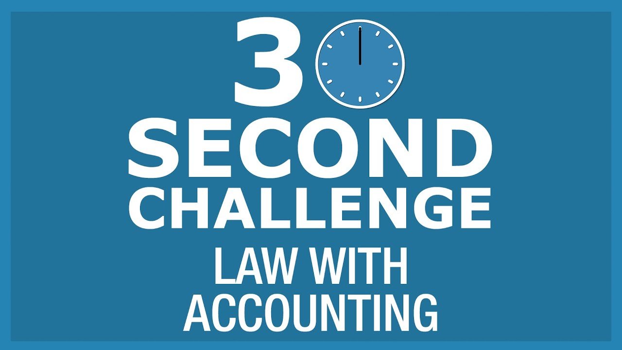 Law with Accounting